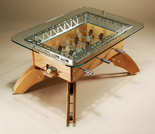 Offside Football Coffee Table