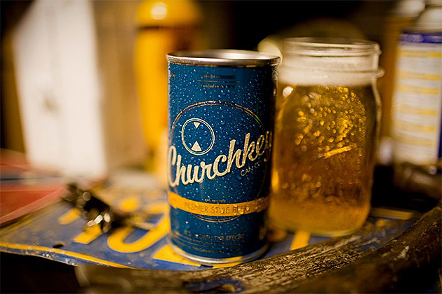 Churchkey Beer