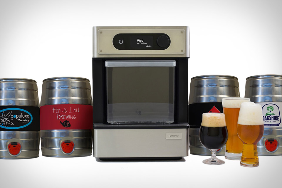 My Feedly Pico Home Brewing Machine Your Personal Shopping