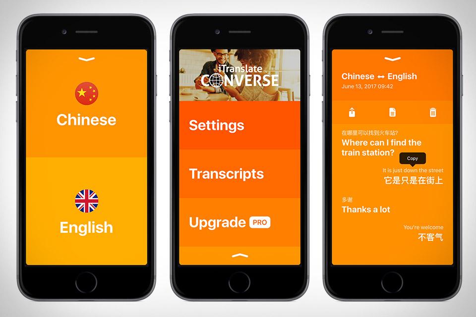 iTranslate Converse的圖片搜尋結果