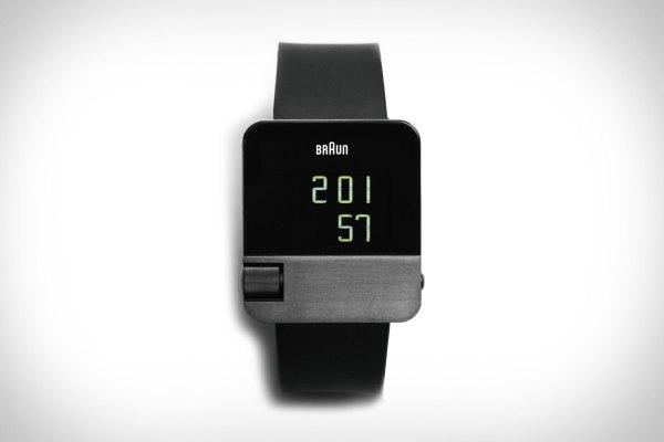 Braun Prestige Digital Watch | Uncrate