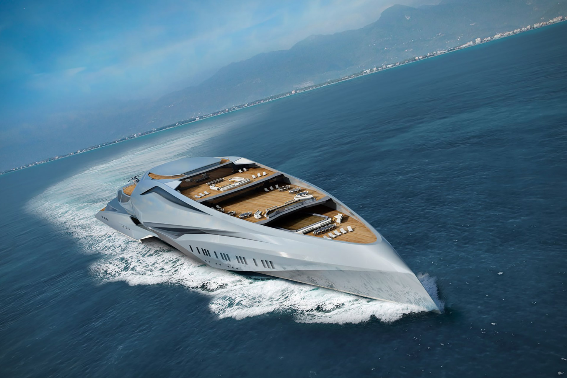 Project Valkyrie Superyacht Uncrate