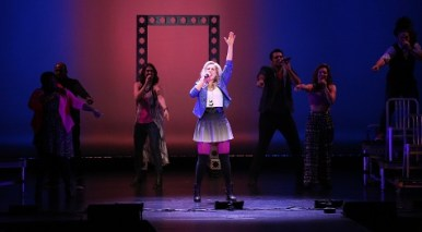 Photos from Vocalosity, held at McFarlin Memorial Auditorium at SMU. Images taken on Thursday, March 3, 2016.