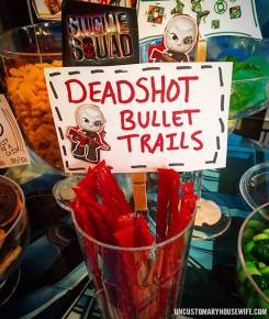 Deadshot Bullets