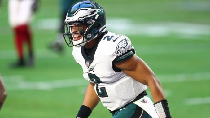 What Are the Options For The Eagles At 12?