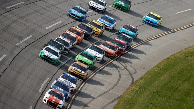 NASCAR Cup Series Geico 500 Preview