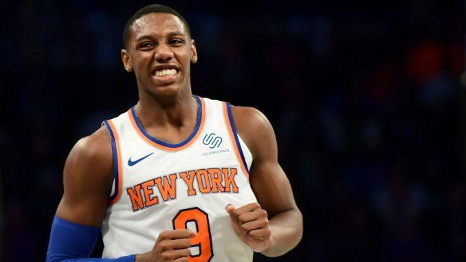 Is RJ Barrett A Good Second Option For The New York Knicks?