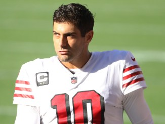 How Long Will Jimmy Garoppolo Be The 49ers Starting Quarterback?