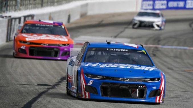NASCAR Cup Series Goodyear 400 Preview