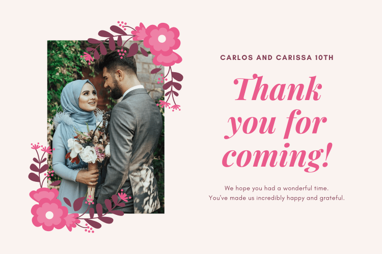 17 Ucapan Ulang Tahun Pernikahan Islami Romantis Penuh Makna
