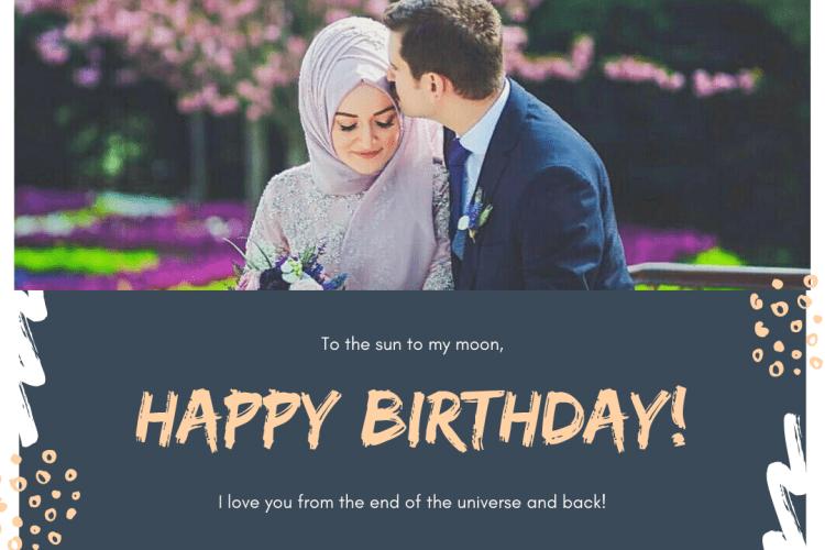ucapan selamat ulang tahun islami untuk istri tercinta
