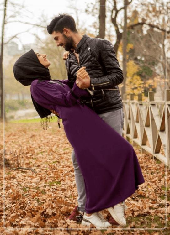 cara membuat foto romantis