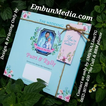Undangan Murah Cantik by Embun Media