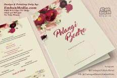 Undangan Murah Bunga Cantik 085230788450 Embun Media (2)