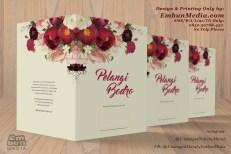 Undangan Murah Bunga Cantik 085230788450 Embun Media (3)