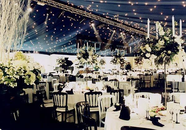Black And White Wedding Decor Ideas