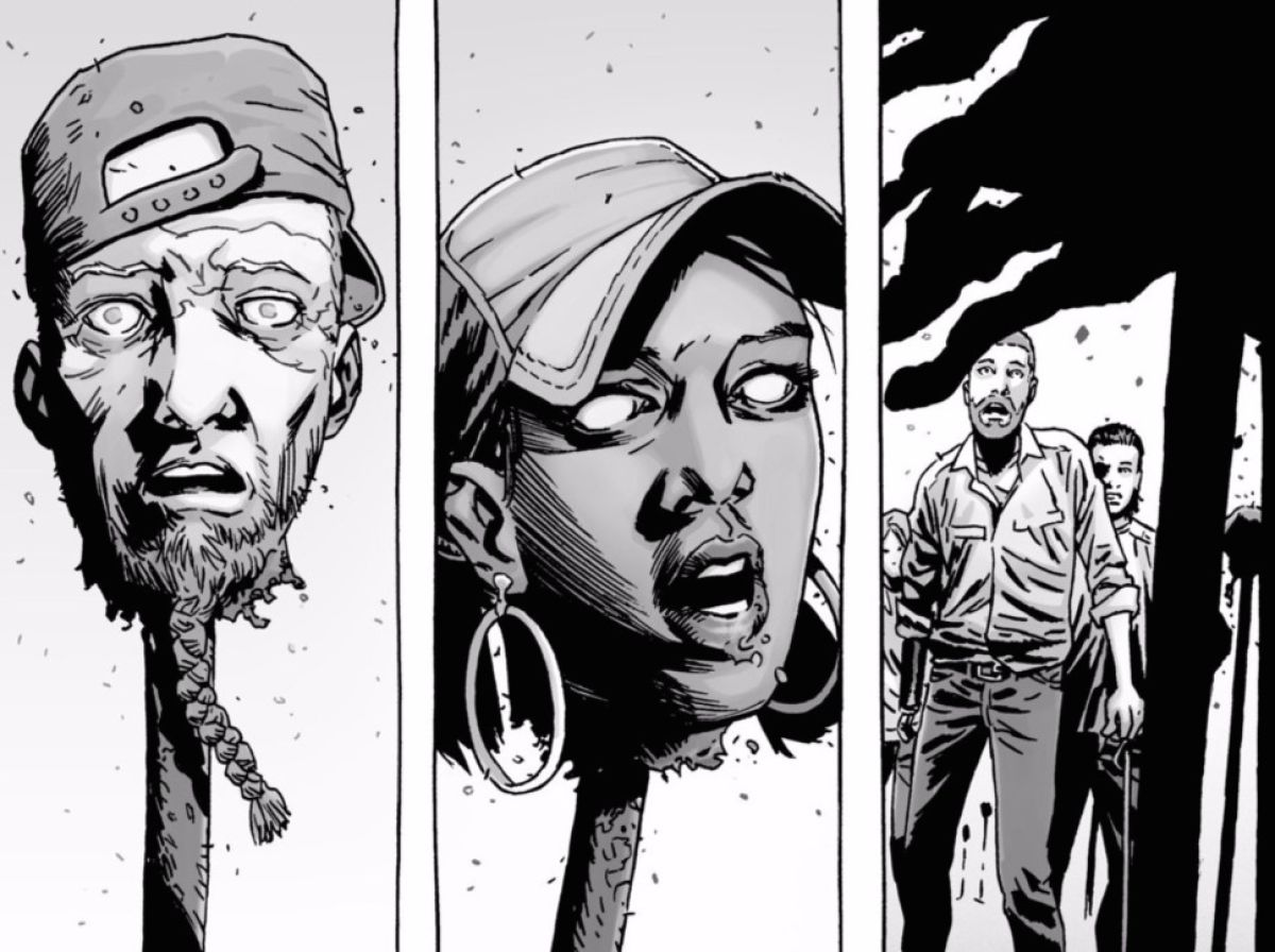 The Walking Dead Adult Coloring Book In The Future