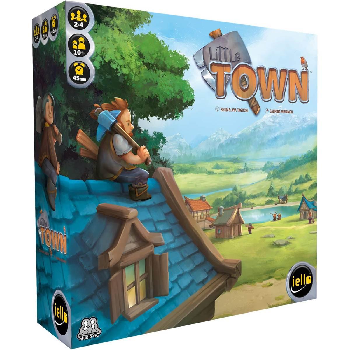 [Test] Little Town
