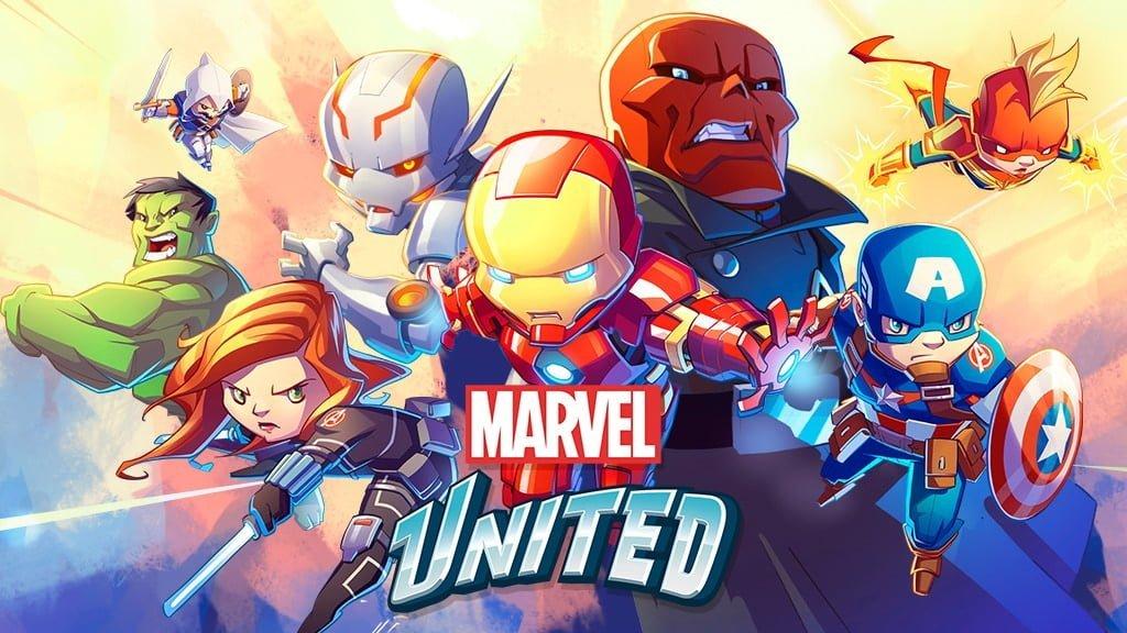 [Kickstarter]: Marvel United