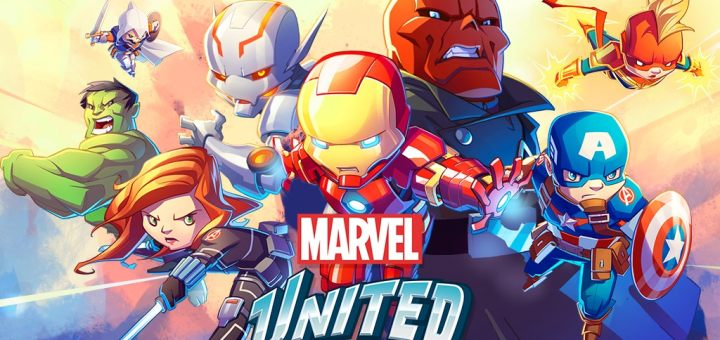 [Kickstarter]: Marvel United