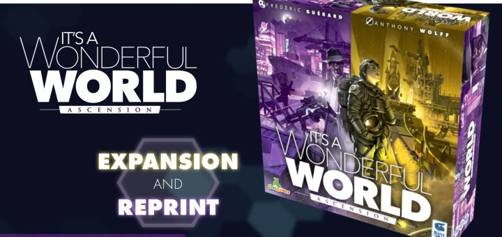 [Kickstarter]: It's a Wonderfull World: Ascension