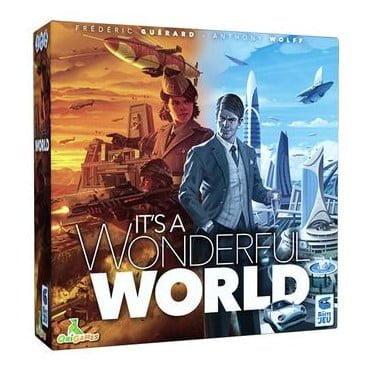 [Test] It's a Wonderful World