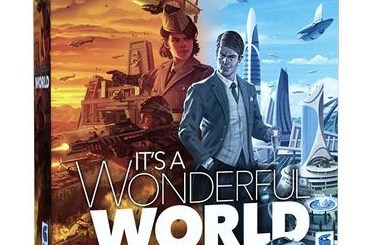 [Test] It's a Wonderful World