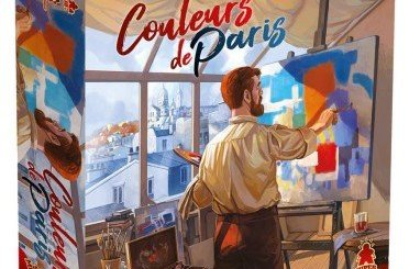 Les Couleurs de Paris