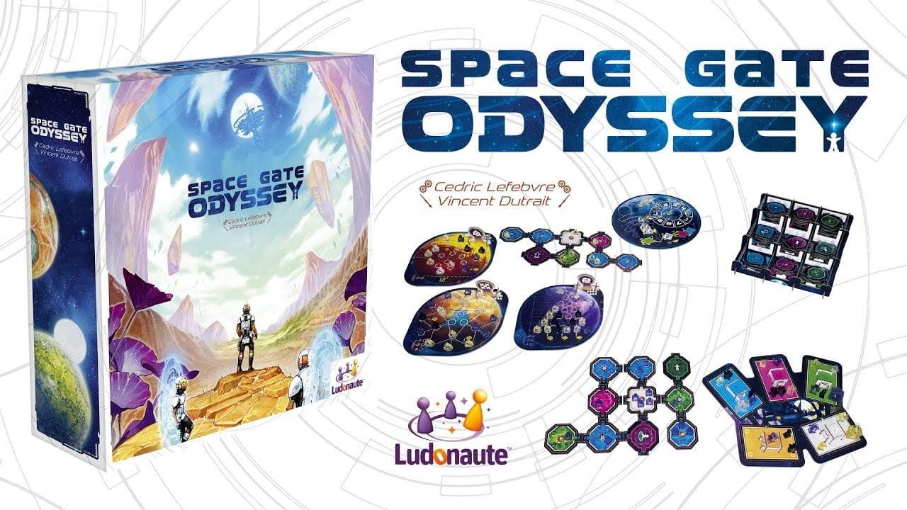 [Test] Space Gate Odyssey