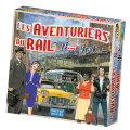 Les Aventuriers du rail: New York