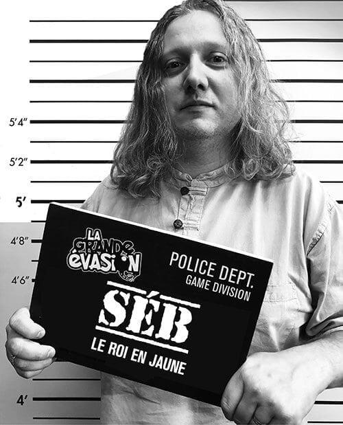 Sébastien Célerin