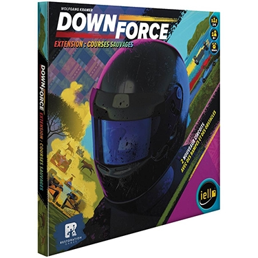 Sortie: Down Force: Extension courses sauvages