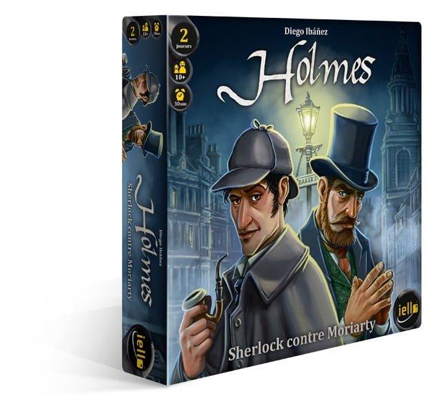 Sortie: Holmes