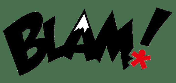 Prochaines sorties: Blam!