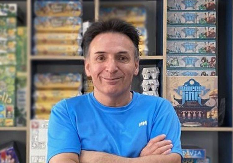 Roberto Fraga, capitaine créateur ludo-loufoque