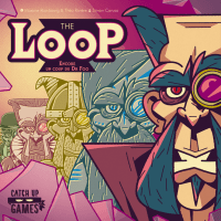 Preview : The Loop (Catch Up Games), le nouveau jeu de Maxime Rambourg et Théo Rivière