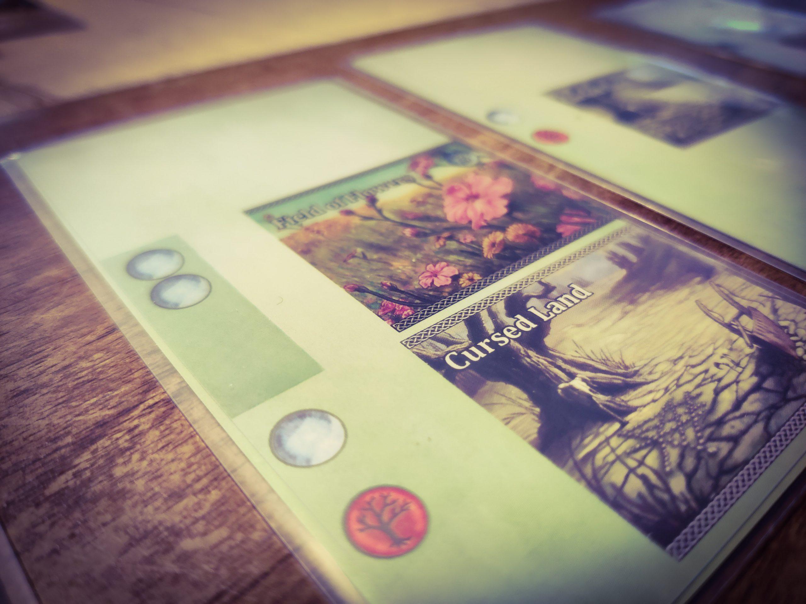 [Test] Mystic Vale, le jeu de card crafting