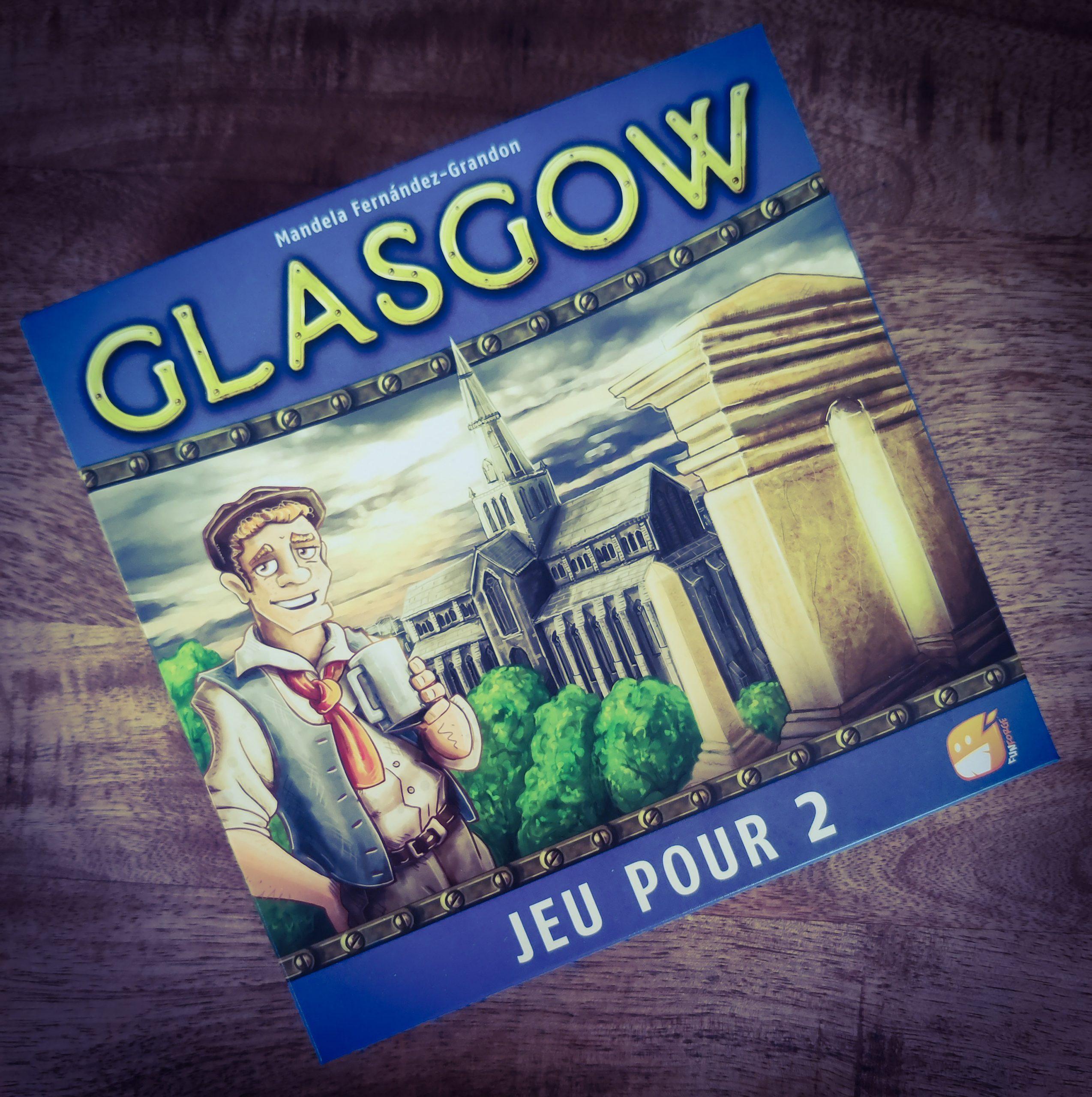 [Test ] Glasgow, mettez votre kilt
