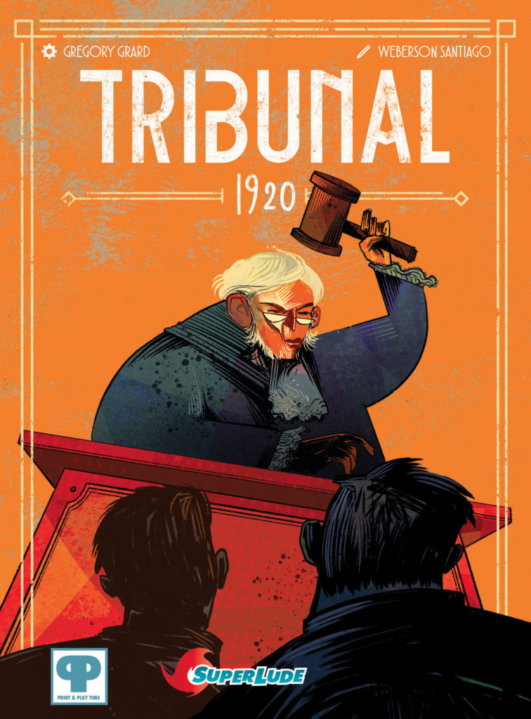 [Test] Tribunal 1920, duel d'avocats à Manhattan