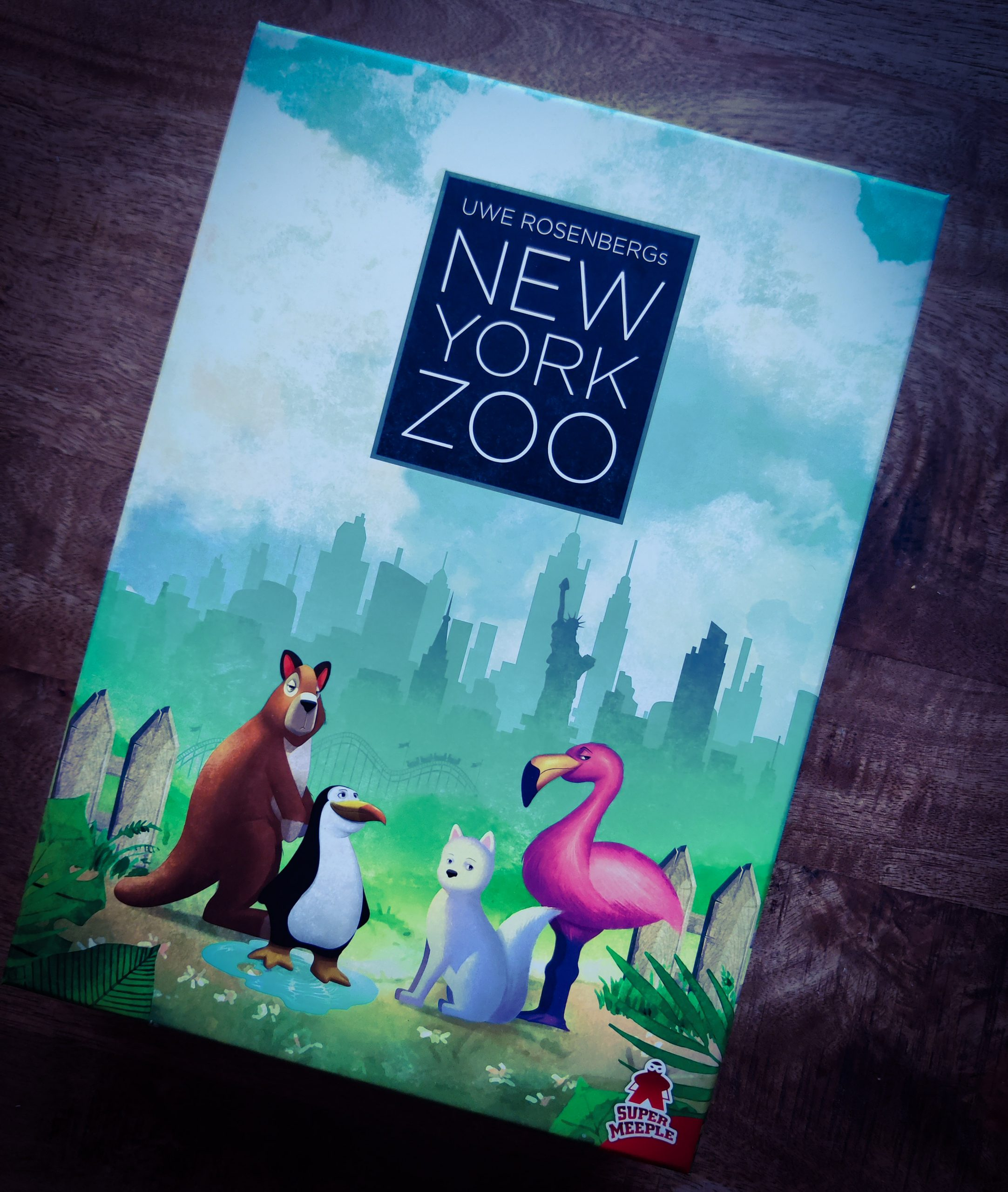 [Test] New York Zoo, une journée au zoo