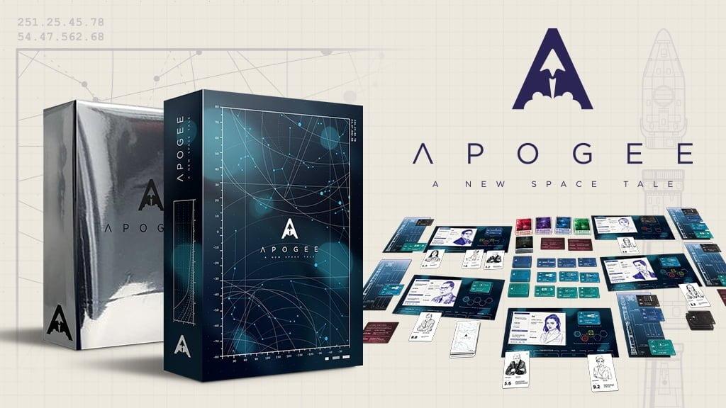 [Kickstarter] Apogee, a New Space Tale (DTDA Games). Devenez le nouvel Elon Musk en partant à la conquête de l'espace !