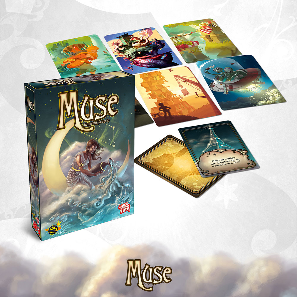 [Test] Muse, laissez-vous guider dans un voyage onirique inspirant
