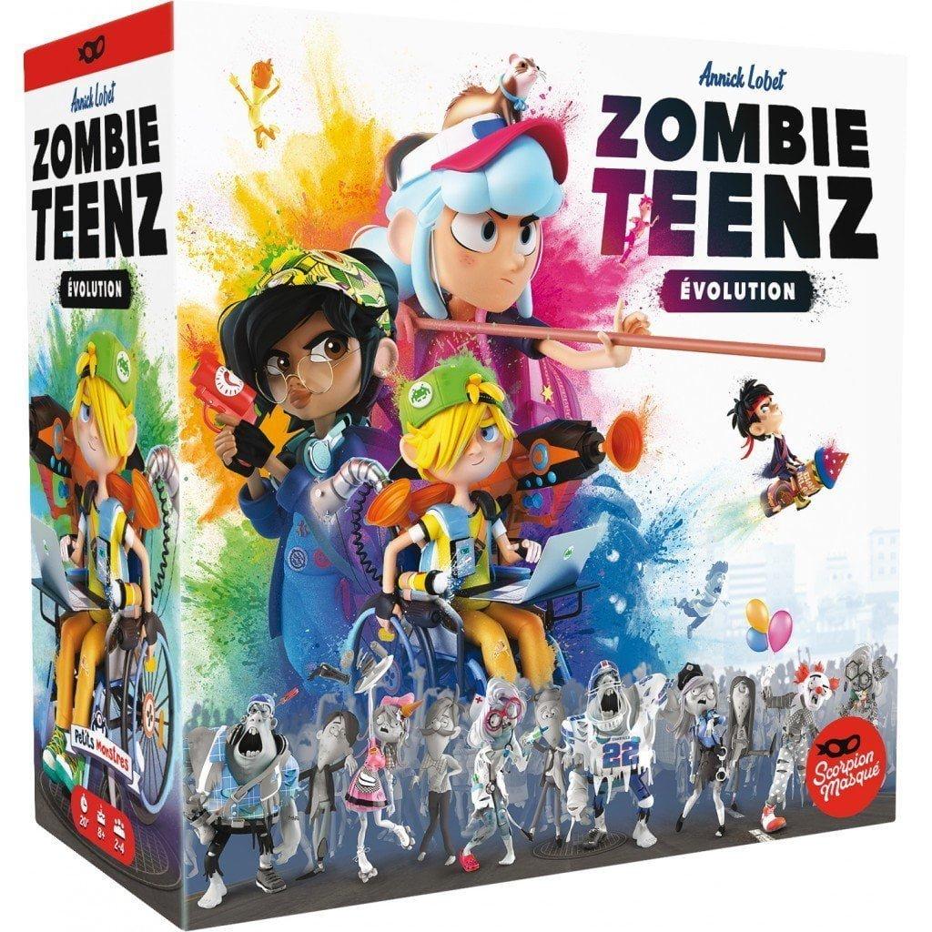 [Test] Zombie Teenz Evolution, saurez-vous ramener les ingrédients de l'antidote ?