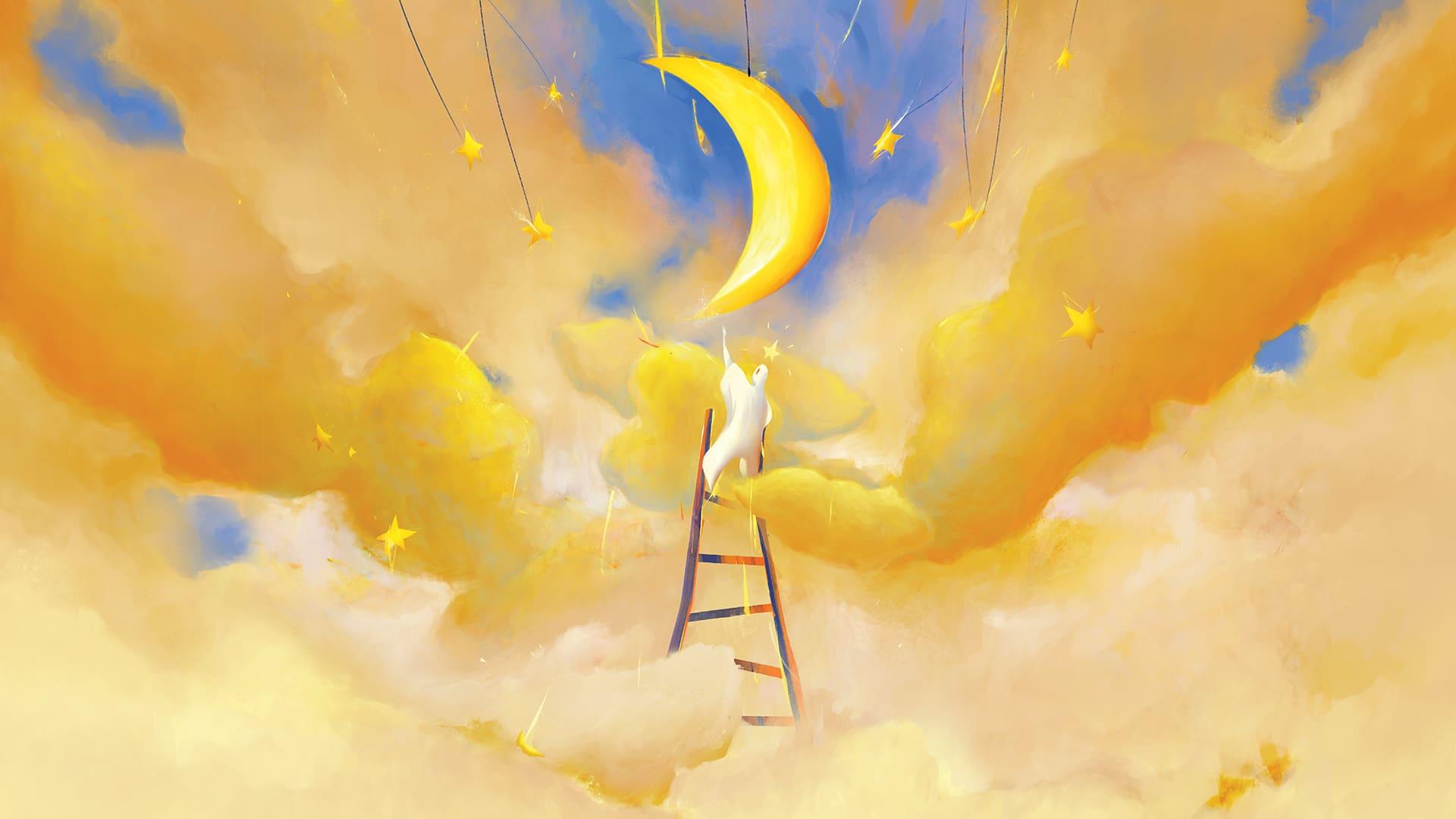Décrocher la lune, préparez vos échelles