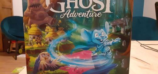 Ghost Adventure, un jeu de toupie