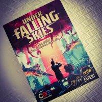 [Test] Under falling Skies, space invaders