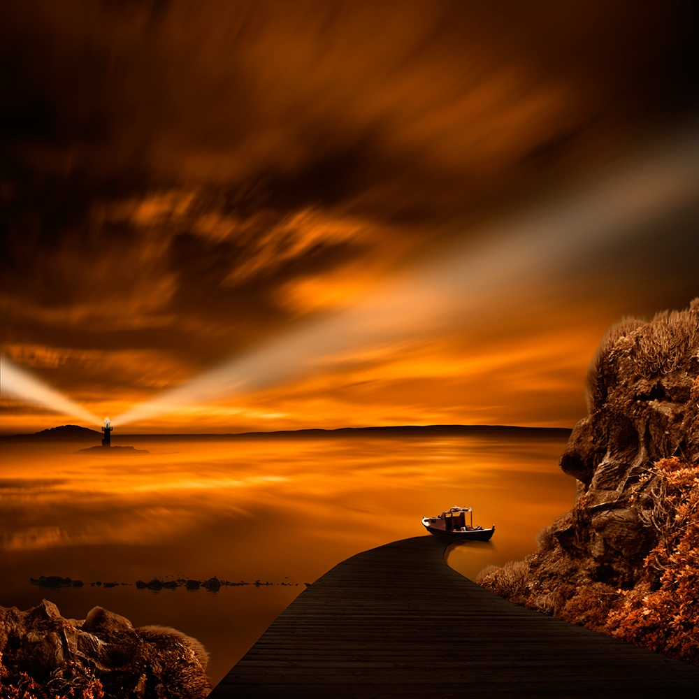 """Falling Sky"" Featured Image courtesy and copyright Caras Ionut"