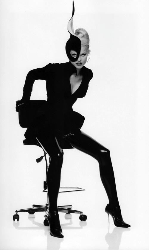"""Vintage Thierry Mugler : Eva Herzigova"""