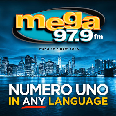 La Mega 97.9 FM Ranks No. 1 In New York City