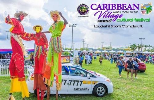 Caribbean Village Cultural Festival In Florida